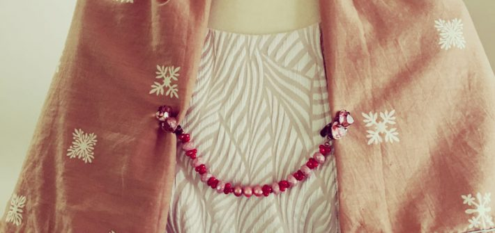 スカーフ 襟飾