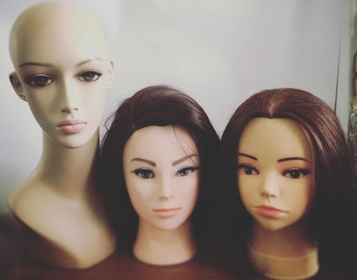 モデル3人娘