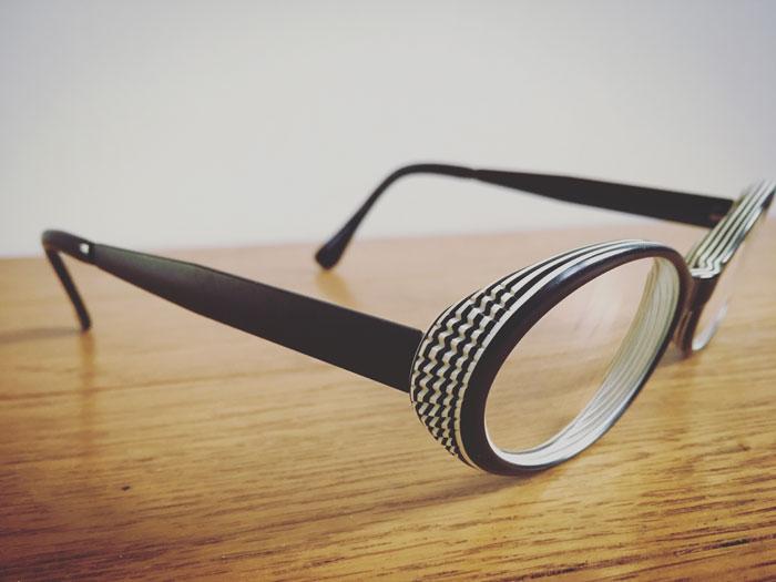 おしゃれ眼鏡チェーン