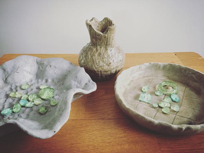 陶芸と釉薬