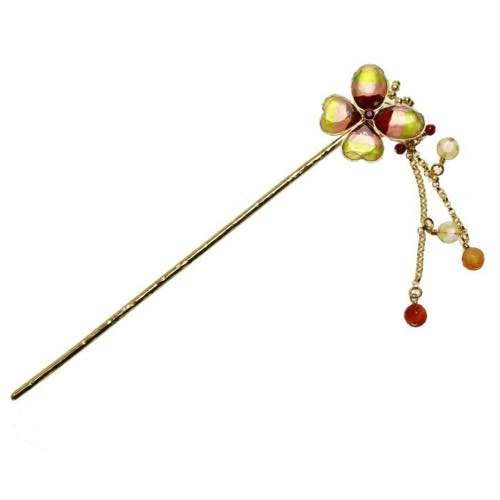 red-butterfly-hairpin