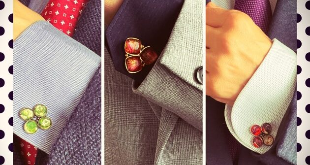 cufflinks-with-big-ornaments